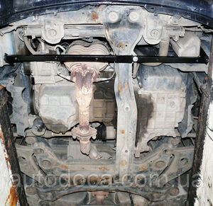 Защита двигателя Mitsubishi Galant 9 - фото №7