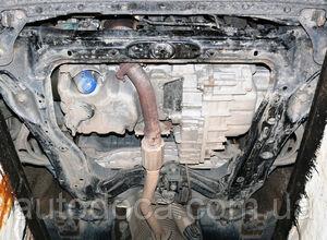 Защита двигателя Honda Accord 8 - фото №4