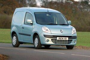 Захист двигуна Renault Kangoo 2 - фото №9