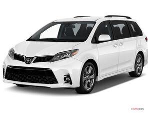 Защита двигателя Toyota Sienna - фото №5