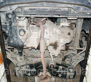 Защита двигателя MG-3 Cross - фото №6
