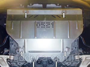 Защита двигателя Infiniti QX70 - фото №4