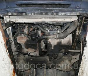Захист двигуна Fiat Ducato 3 - фото №9