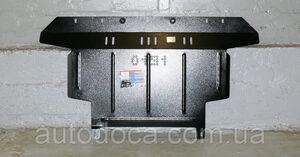 Защита двигателя Fiat Linea Classic - фото №3