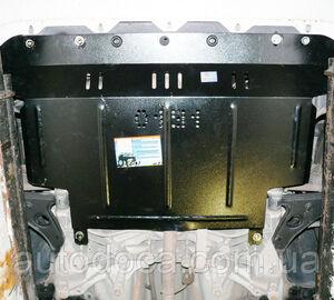 Защита двигателя Fiat Linea Classic - фото №4