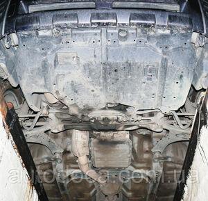 Защита двигателя Subaru Forester 3 SH - фото №12