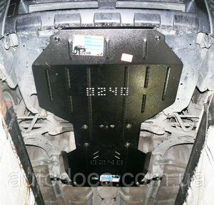 Защита двигателя Subaru Forester 3 SH - фото №11