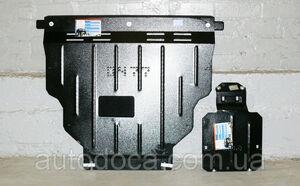 Защита двигателя Ford Kuga EcoBoost - фото №4