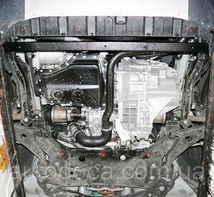 Защита двигателя Ford Kuga EcoBoost - фото №6