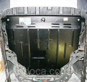 Защита двигателя Ford Kuga EcoBoost - фото №5