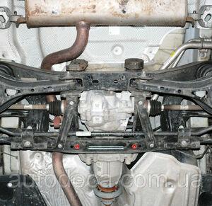 Защита двигателя Ford Kuga EcoBoost - фото №8