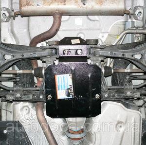 Защита двигателя Ford Kuga EcoBoost - фото №7
