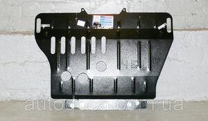 Защита двигателя Peugeot 607 - фото №2