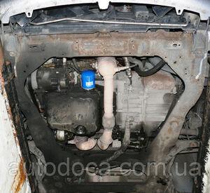 Защита двигателя Peugeot 607 - фото №4