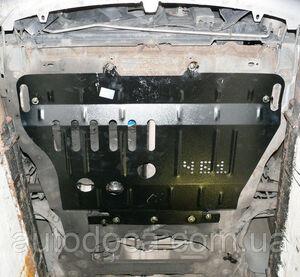 Защита двигателя Peugeot 607 - фото №3