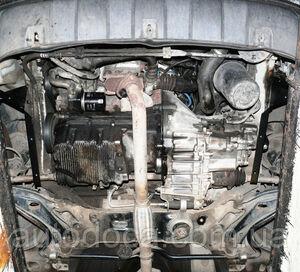 Защита двигателя Fiat Doblo - фото №4
