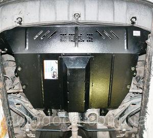 Защита двигателя Fiat Doblo - фото №3