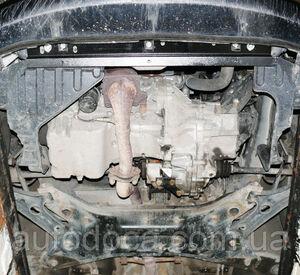Защита двигателя Suzuki Swift 4 - фото №4