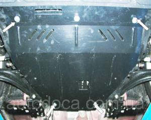 Защита двигателя Nissan X-Trail T31 - фото №4
