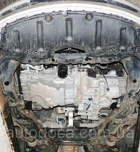 Защита двигателя Mazda 6 (2-ое поколение) - фото №5