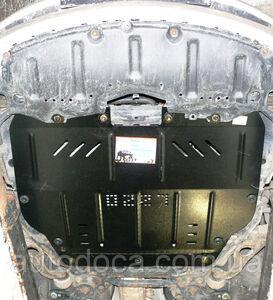 Защита двигателя Mazda 6 (2-ое поколение) - фото №4