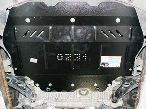 Защита двигателя Skoda Octavia A5 - фото №6