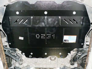 Захист двигуна Skoda Octavia A5 - фото №6