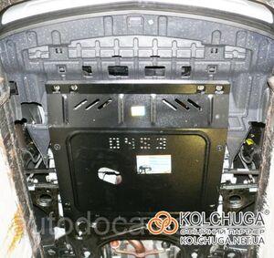 Защита двигателя Chevrolet Trax - фото №2