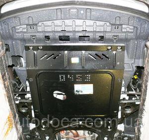 Защита двигателя Opel Mokka - фото №8
