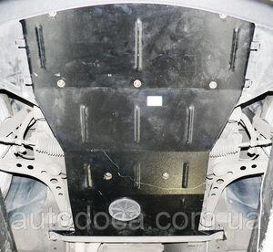 Защита двигателя BMW 3 E36 - фото №3