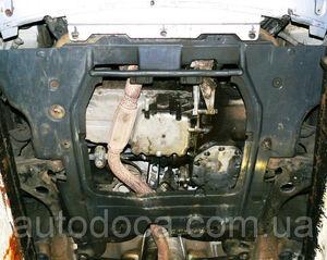 Защита двигателя Opel Zafira A - фото №6