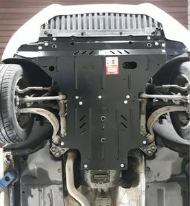 Захист двигуна Audi A4 B8 - фото №2