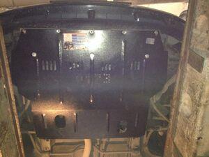 Защита двигателя Лада Приора (ВАЗ 2170) - фото №2