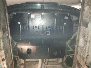 Защита двигателя ВАЗ 2110 - фото №3