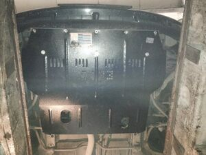 Защита двигателя Лада Приора (ВАЗ 2170) - фото №3
