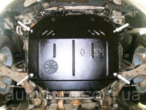 Защита двигателя Chevrolet Captiva - фото №8