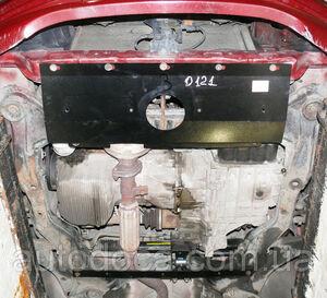 Защита двигателя Hyundai Coupe GK (Tiburon) - фото №3