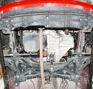 Защита двигателя Citroen C1 (1-ое поколение) - фото №5