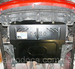 Защита двигателя Citroen C1 (1-ое поколение) - фото №4