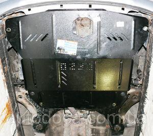 Защита двигателя Hyundai Matrix - фото №4