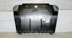 Защита двигателя Toyota Camry 40 - фото №4
