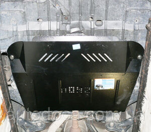 Захист двигуна Lexus RX 330 - фото №4