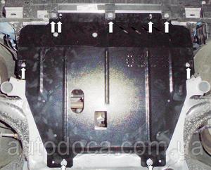 Защита двигателя Renault Fluence - фото №3