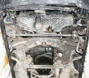 Захист двигуна Audi A6 C6 - фото №5