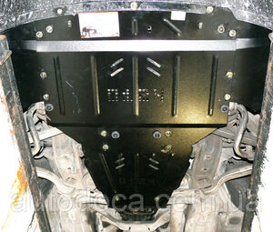Захист двигуна Audi A6 C6 - фото №4