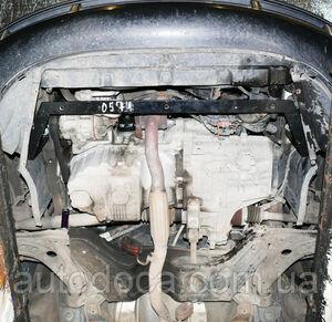 Захист двигуна Skoda Fabia 1 - фото №4