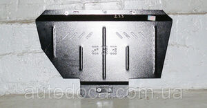 Защита двигателя Subaru Forester 1 SF - фото №11