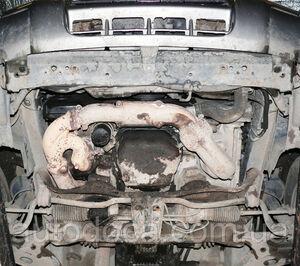 Защита двигателя Subaru Forester 1 SF - фото №13