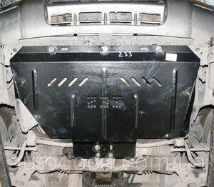 Защита двигателя Subaru Forester 1 SF - фото №12