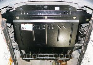 Защита двигателя Ford Fusion 1 - фото №6